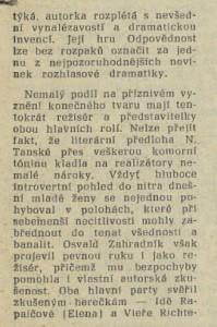 V rozhlase. In Tvorba 24-1981 (17. 6. 1981), s. 23 (recenze)02