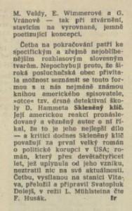 fr - V rozhlase. In Tvorba 49-1980 (3. 12. 1980), s. 23 (recenze)03